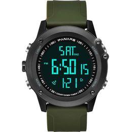 $enCountryForm.capitalKeyWord Australia - GEMIXI 2019 Hot Sale Fashion Classic Fashion Sports Electronic Watch 50 Meters Swimming Waterproof Calendar Watch Apr.