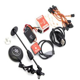 Multi Modules Australia - DJI Naza M Lite Multi Flyer Flight Control Controller w  PMU Power Module & LED & M8N GPS & Stand Holder