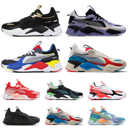 Red bRand toys online shopping - puma rs x rs x trophy mens womens designer shoes lavender toys reinvention sneakers men trainers fashion brand casual shoes