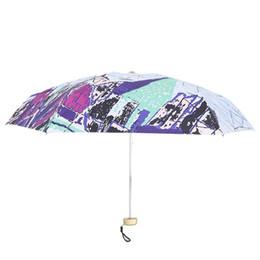 $enCountryForm.capitalKeyWord Australia - Floding Sun Protection Umbrella Rain Women Anti-UV Waterproof Portable Paraguas Parasol Girls Gift Rainy Parapluie Rain Gear