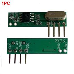 Multi Modules Australia - 433MHZ Mini Security High Sensitivity Useful Receiver Module Accessories Wireless RF Superheterodyne Multi-use Home Durable