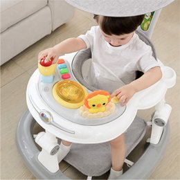 Wholesale Baby Walker Anti-o-type Leg Multi-function Anti-rollover Male Baby Girl Child Push Can Sit Child Learning Walk