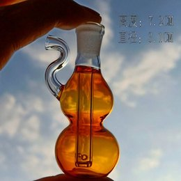 $enCountryForm.capitalKeyWord Australia - 2019 Bent Heady Colored Glass Bowls Water Pipes Bongs Accessories with Male Joint and Herb Dry Bowl Hookahs Glass DHL