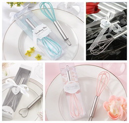 "$enCountryForm.capitalKeyWord Australia - (10 Pieces lot) Practical Wedding favor ""The Perfect Mix"" Pink Kitchen Whisk for Bridal shower Favors and Original Wedding gifts"
