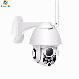 $enCountryForm.capitalKeyWord Australia - waterproof mini ip wifi PTZ camera 4X digital zoom HD 1080P resolution real P2P wireless speed dome camera outdoor CCTV security camera