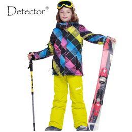 $enCountryForm.capitalKeyWord Australia - Detector Boys Ski Jacket Children Waterproof Windproof Clothing Kids Ski Set Winter Warm Snowboard Outdoor Ski Suit Boys Set