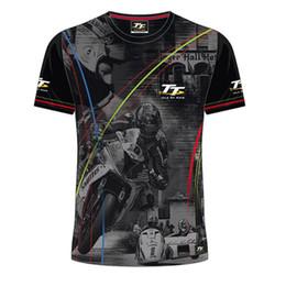 $enCountryForm.capitalKeyWord UK - 2019 MOTO GP racing isle of man races custom printed t shirt Men's Summer Mountain Course T Shirt enduro motocross