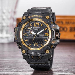$enCountryForm.capitalKeyWord Australia - New Shock Watch GWG Men's Sports Watches Anlog LED Outdoor Waterpoof Wristwatch military watch good gift for men & boy 1000