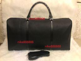 $enCountryForm.capitalKeyWord UK - Top quality mens luxury designer travel luggage bag men totes keepall leather handbag duffle bag Sac 2019 brand fashion luxury designer bags