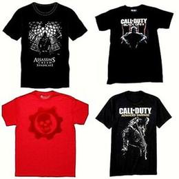 Gear Wars Australia - Mens' Short Sleeve T-Shirts New Gears of War Assassin's Creed NWT