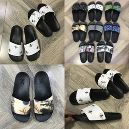 cute home slippers NZ - Litthing Faux Fur Slippers Women Slides Home Furry Flat Sandals Female Cute Ffy House Shoes Woman Luxury Flip Flops#628
