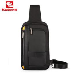 Hanke New Men Crossbody Bags Messenger School Male Sling Chest Bags For  Work Water Resistant Travel Cross Waist Shoulder Bag d03abbbecedbe