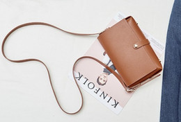 Cheap Cross body online shopping - No profit to promote Cheap quality Crossbody x15cm pu casual bags large volume handy pratical bags