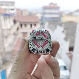Silver Championship Rings Australia - 2019 wholesale 2009 Philadelphia Phillies Championship Ring TideHoliday gifts for friends