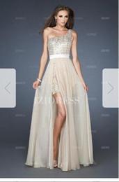 $enCountryForm.capitalKeyWord NZ - A-Line Princess One Shoulder Floor-length Chiffon Prom Dressw88