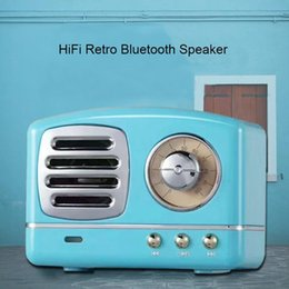 $enCountryForm.capitalKeyWord Australia - new HiFi Retro bluetooth Speaker with usb and TF card reader bluetooth V4.1 Music Player with AUX INPUT