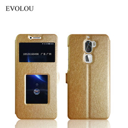 $enCountryForm.capitalKeyWord Australia - Mobile Phone Accessories Mobile Phone Cases Covers View Window Leather Case For LETV leeco COOL 1 Magnet Flip Cover For COOL 1