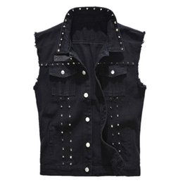 Other Cycling Clothing Symbol Of The Brand Ladies Leather Vest Rivets Biker Rockabilly Country Rocker Lady