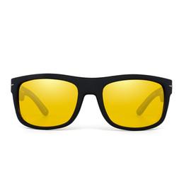 $enCountryForm.capitalKeyWord Australia - New Polarized Men's Sunglasses Fishing Driving Eyes Outdoor Ultralight Driver Sun Visor With Tinted Color Lens Uv400