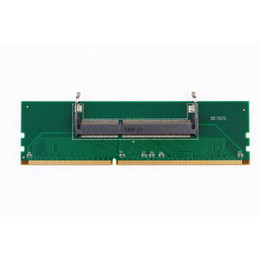 $enCountryForm.capitalKeyWord Australia - DDR3 Laptop SO-DIMM to Desktop DIMM Memory RAM Connector Adapter DDR3 New adapter of laptop Internal Memory to Desktop RAM