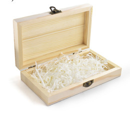 $enCountryForm.capitalKeyWord Australia - Natural Wooden Gift Boxes For Necktie Package   Bow Ties Presentation Box  Bow Ties Gift Packing