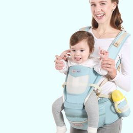 Wholesale 3 In Multifunction Waist Stool Strap Comfortable Baby Belt Safe Sitting Carrier Cotton Material Baby Carrier For Months