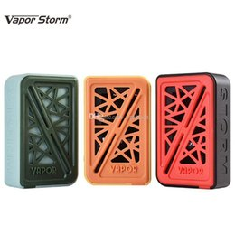 $enCountryForm.capitalKeyWord NZ - Original Vapor Storm Subverter 200W Box Vape Mod fit for RDA RTA Tank 510 thread Atomizer Without 18650 Battery SAVE BIG ON ANNIVERSA