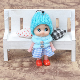 $enCountryForm.capitalKeyWord Australia - Hot new Kids Toys Dolls Soft Interactive Baby Dolls Toy Mini Doll For Girls WCW383