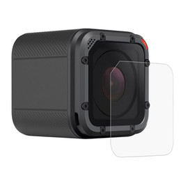 $enCountryForm.capitalKeyWord UK - Tempered Glass LCD Screen Protector Film For Go Pro Hero 6 With Cleaning Cloth