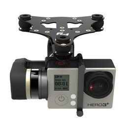 $enCountryForm.capitalKeyWord Australia - Freeshipping FY-Mini 2D gimbal CNC FPV Quadcopter 2 Axis Brushless Gimbal For GoPro 3 Camera DJI Phantom 1 2 Walkera X350 Pro