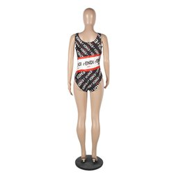 $enCountryForm.capitalKeyWord Australia - F Letters Women One Piece Swimsuit Luxury Designer Bikini Swimwear Fends Brand Swim Suits Monokini Swim Wear Beach Clothing C52906