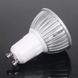 Dimmable E14 Energy Saving Bulb Australia - X500PCS 9W Dimmable GU10 MR16 E27 E14 B22 LED Spotlights CREE LED Lights 3x3W Energy-saving Bulb Led Light Bulb