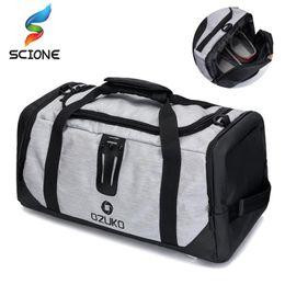 $enCountryForm.capitalKeyWord Australia - Hot Outdoor Travel Yoga Handbag Waterproof Top Canvas Men Sports Gym Bags Multifunction Fitness Training Bags with Shoes Pocket #768151