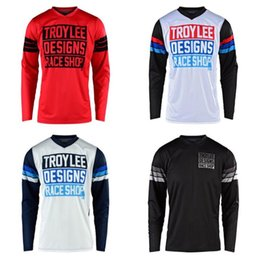 downhill clothing NZ - tld downhill clothing AM XC Assault bike cycling clothing long sleeve shirt summer off-road motorcycle clothing