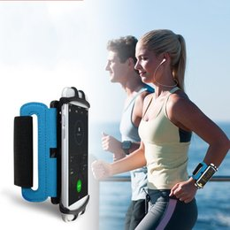 Family mobile online shopping - Rotatable Mobile Arm Package Riding Arm Band Run Wrist Bag Hiking Outdoors Universal Colors Mix Hot Sale xhf1