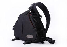 camera slings 2019 - Camera Case Shoulder Sling Cross Bag for Alpha A9 A7 A7R A7S Mark II III A6500 A6300 A6000 A3500 A3000 A5100 A5000 NEX-7