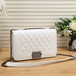 christmas cross 2019 - Free shipping hot 2018 brand fashion luxury designer bags ladies shoulder Messenger bag Europe and America rhombic small