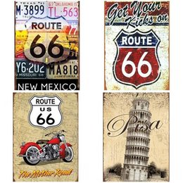 $enCountryForm.capitalKeyWord Canada - Vintage Metal Tin Signs For Wall Decor Modern Sexy Girls Iron Paintings Metal Signs Tin Plate Pub Bar Garage Home Decoration