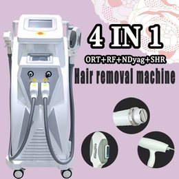 $enCountryForm.capitalKeyWord Australia - Big Spot size Elight IPL RF machine for permanent hair removal skin rejuvenation E-light IPL Nd yag laser system