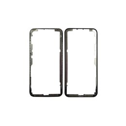 "iphone bezel Australia - Bezel Frame For iPhone X Front Glass 5.8"" Touch Screen Lens Outer Panel Cover LCD Display Repair Part Jiutu"