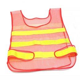 $enCountryForm.capitalKeyWord Australia - Mesh Cloth Traffic Cleaning Highways Sanitation Reflective Safety Clothing Adjustable Waist Size Breathable Mesh Reflective 0627
