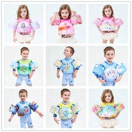 $enCountryForm.capitalKeyWord Australia - new arrival Kids cartoon life-vest jumper Girls Boys life jacket cute Flamingo Frog Unicorn Dinosaur patterns lifejacket for children 2-7T