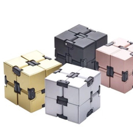 $enCountryForm.capitalKeyWord Australia - 2017 For Infinite Infinity Cube 2 High Quality Fidget Cube Rubic Neo Cube Antistress Spiner Magic Finger Spinner Toy cubo Magico