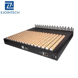 Опт Горячий 32-портовый Ejoin 512 Вращение SIM LTE 4G VoIP-шлюз, совместимый 3CX / Elastic / IPPBX / VOS