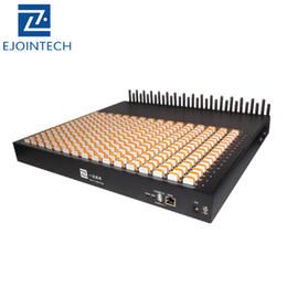 Großhandel Heißester Ejoin 32-Port 512 SIM-Rotation LTE 4G VoIP-Gateway Kompatibel mit 3CX / Elastic / IPPBX / VOS