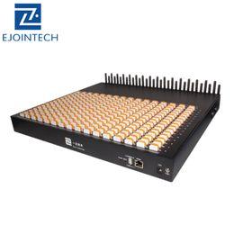 Vente en gros Hottest Ejoin 32 port 512 SIM Rotation LTE 4G Passerelle VoIP Compatible 3CX / Elastic / IPPBX / VOS
