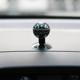 Wholesale Dash Gps Australia - New Arrival Pocket Ball Dashboard Dash Mount Navigation Car Boat Truck Suction Black GPS