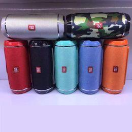 $enCountryForm.capitalKeyWord Australia - New TG116 upgrade verion TG117 Bluetooth Portable Speaker Double Horn Mini Outdoor Portable Waterproof Subwoofers Wireless Speaker 2019