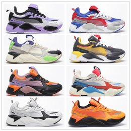 soft toys cuttings 2019 - New Creepers High Quality RS-X Toys Reinvention Shoes New Men Women Running Basketball Trainer Casual Sneakers Size 36-4