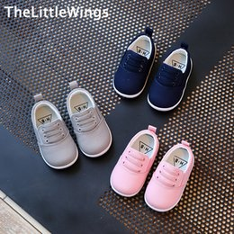 c21c2d29872d 2017 spring new Fashion cotton Children s shoes girls boys loafers Korean  version of the British style child Flat toddler shoes